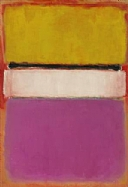 rothko, 1950 White center  - yellow and pink